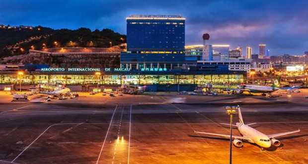 Airport logs record 9.6 million passengers in 2019