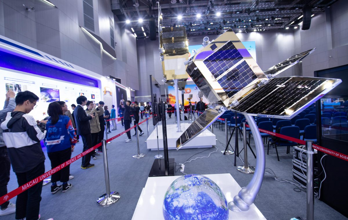Macao's moon, planetary lab to boost China's deep space exploration