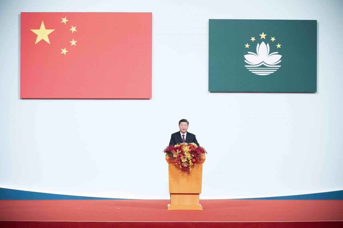 Xi says Macau, HK issues are nation's 'internal matters', no external forces can 'dictate things to us'