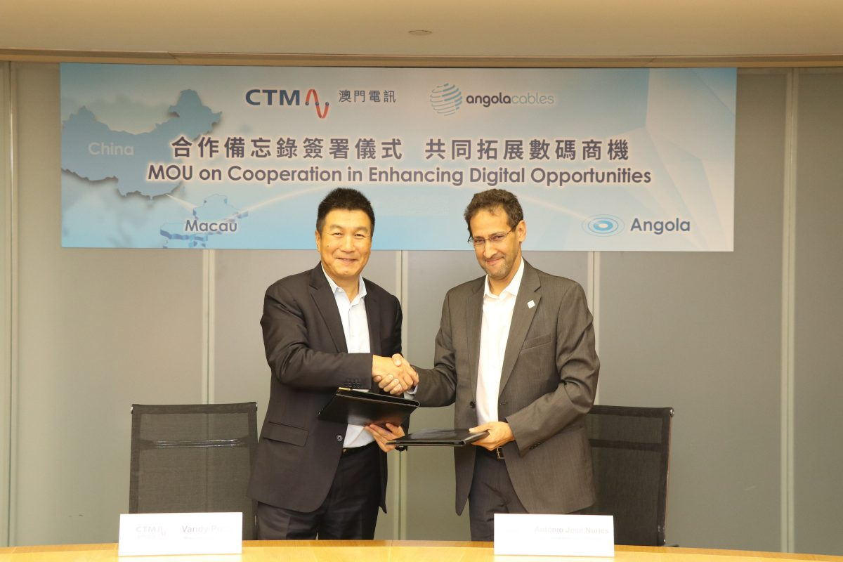 CTM, Angola Cables ink deal, expanding business opportunities