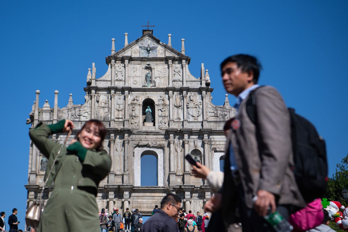 Visitors rise 10% to nearly 40 million last year: police