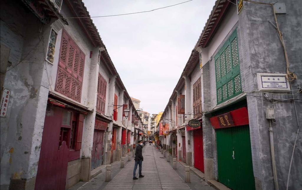 Macau's situation recap — Tuesday, 4th of February