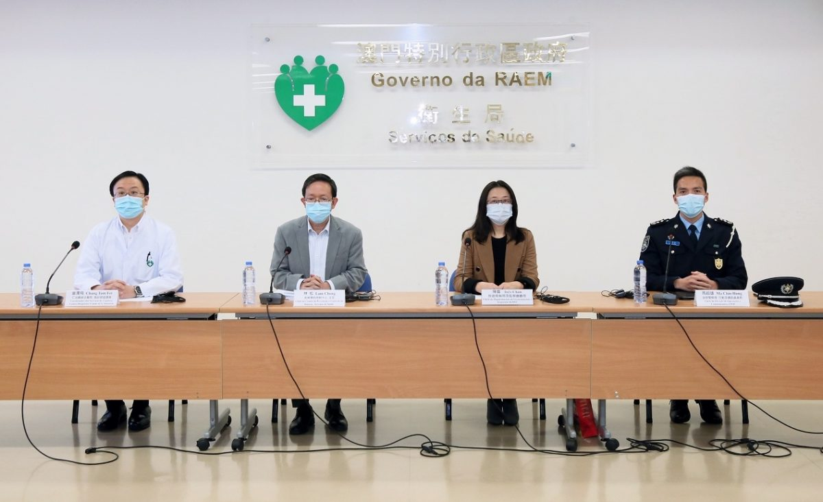 Some of Macau's 9 NCP patients may be discharged this week: hospital chief (Update)