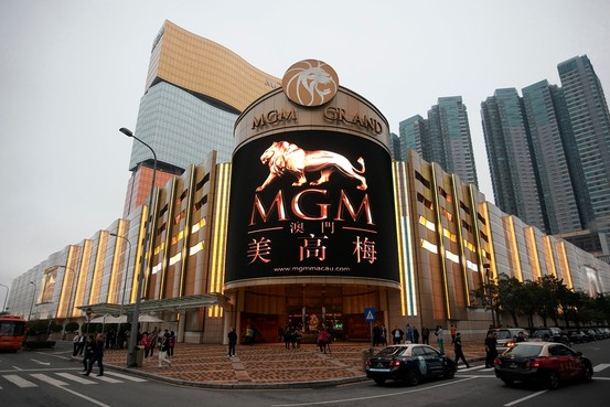 MGM says losing US$1.5 million a day due to casino closure over COVID-19 threat