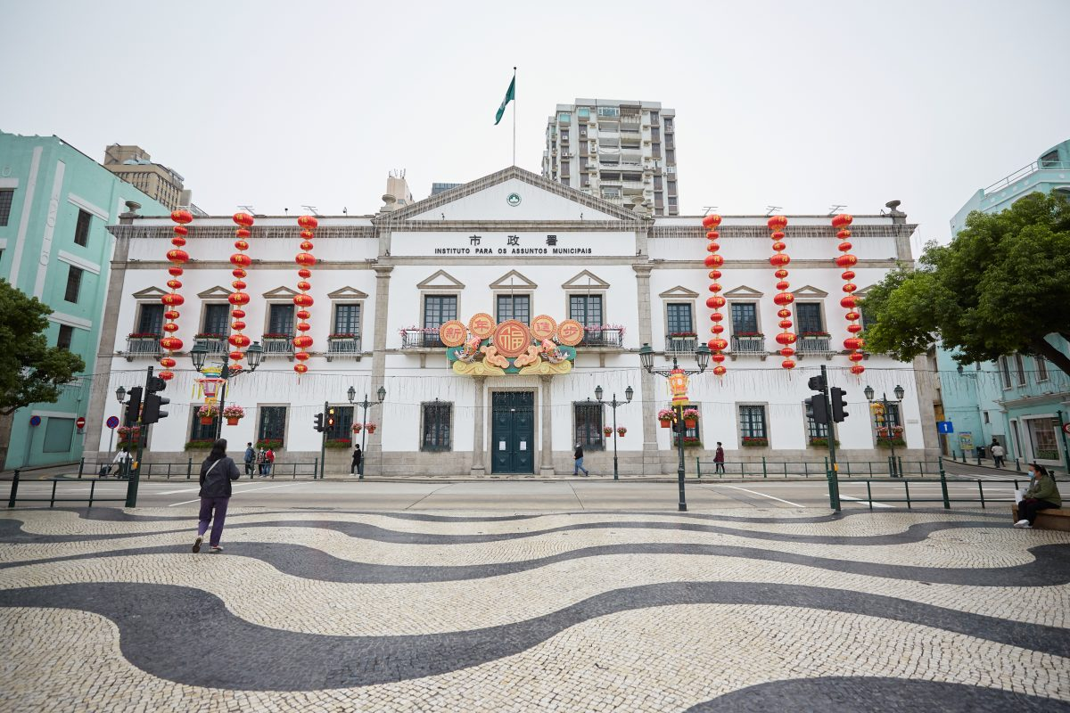 Macau civil servants ordered to stay home another week