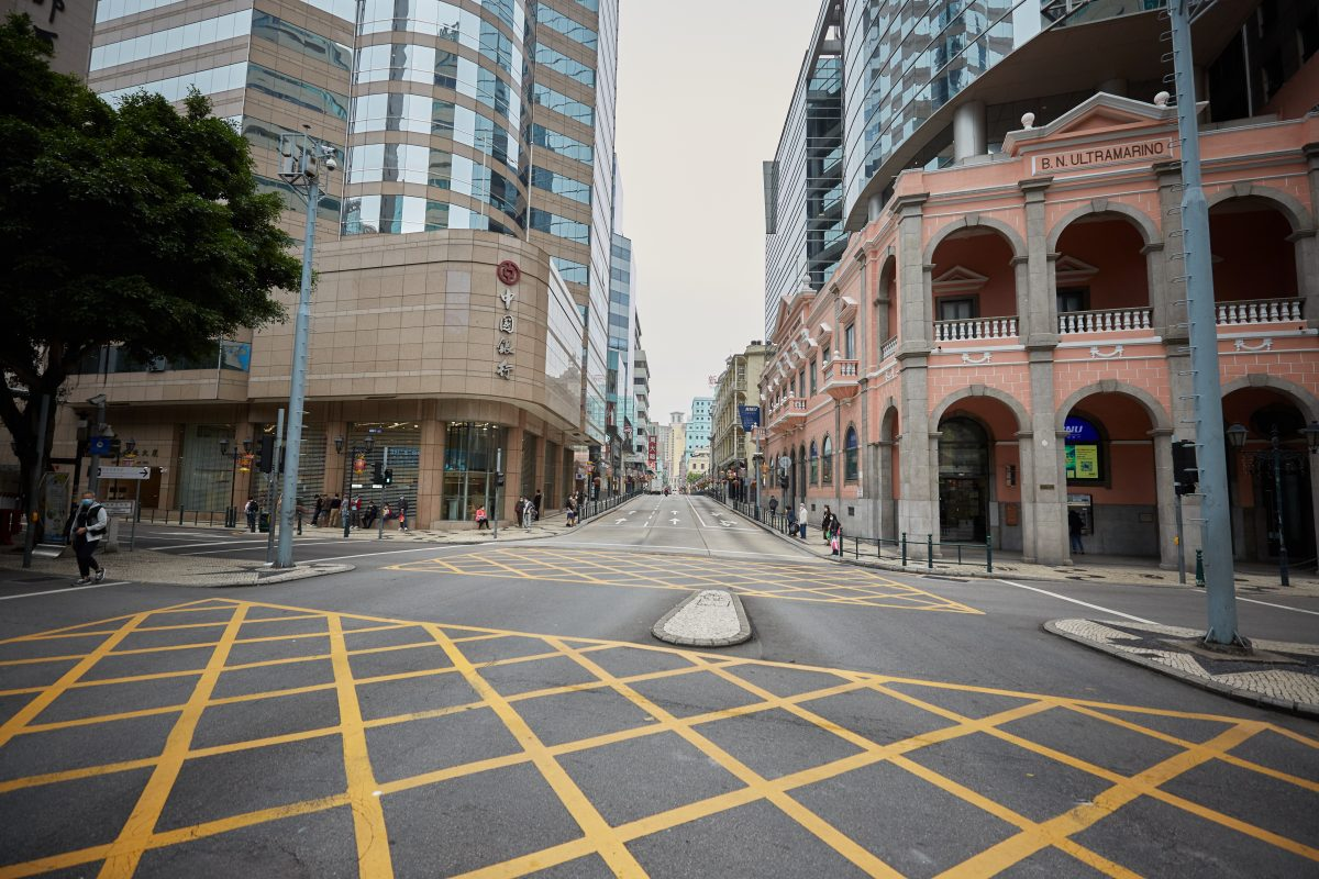 No new cases of coronavirus in Macau since Tuesday