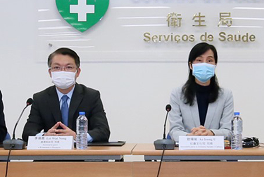 Macau without COVID-19 virus cases for 11 days