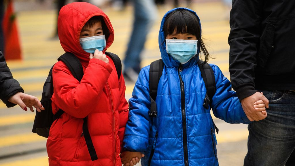 Macau government to start selling facemasks for kids Wednesday