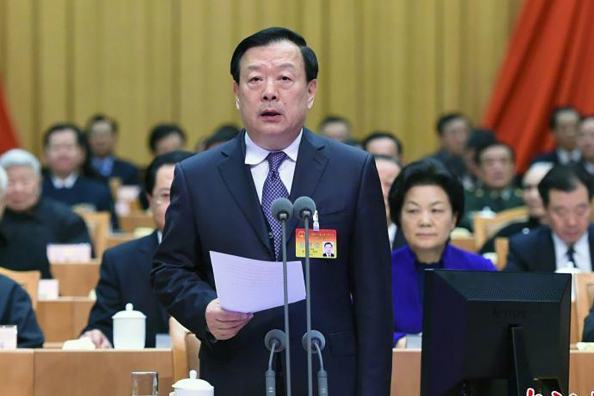 China appoints new director of Hong Kong and Macau affairs office