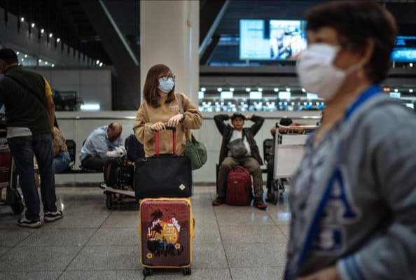 Stranded Filipino workers allowed to return to Macau and Hong Kong