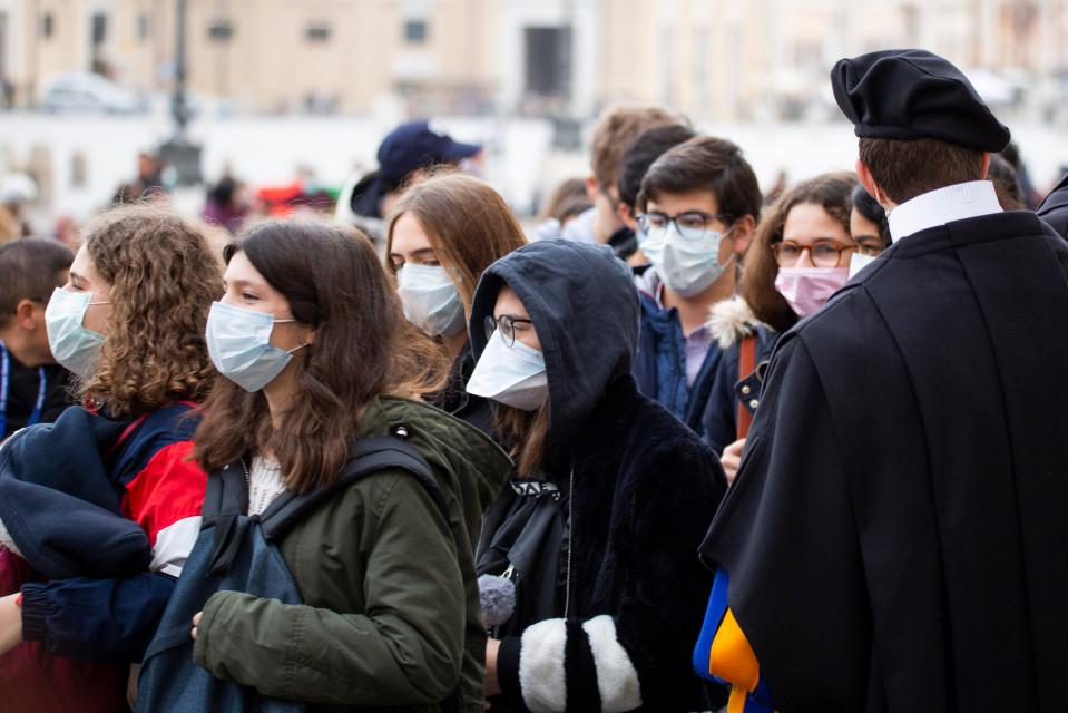 Macau issues Italy travel warning