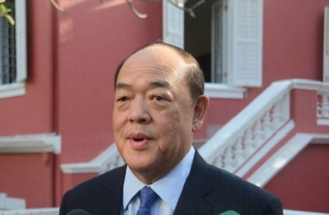 Ho congratulates new HKMAO chief