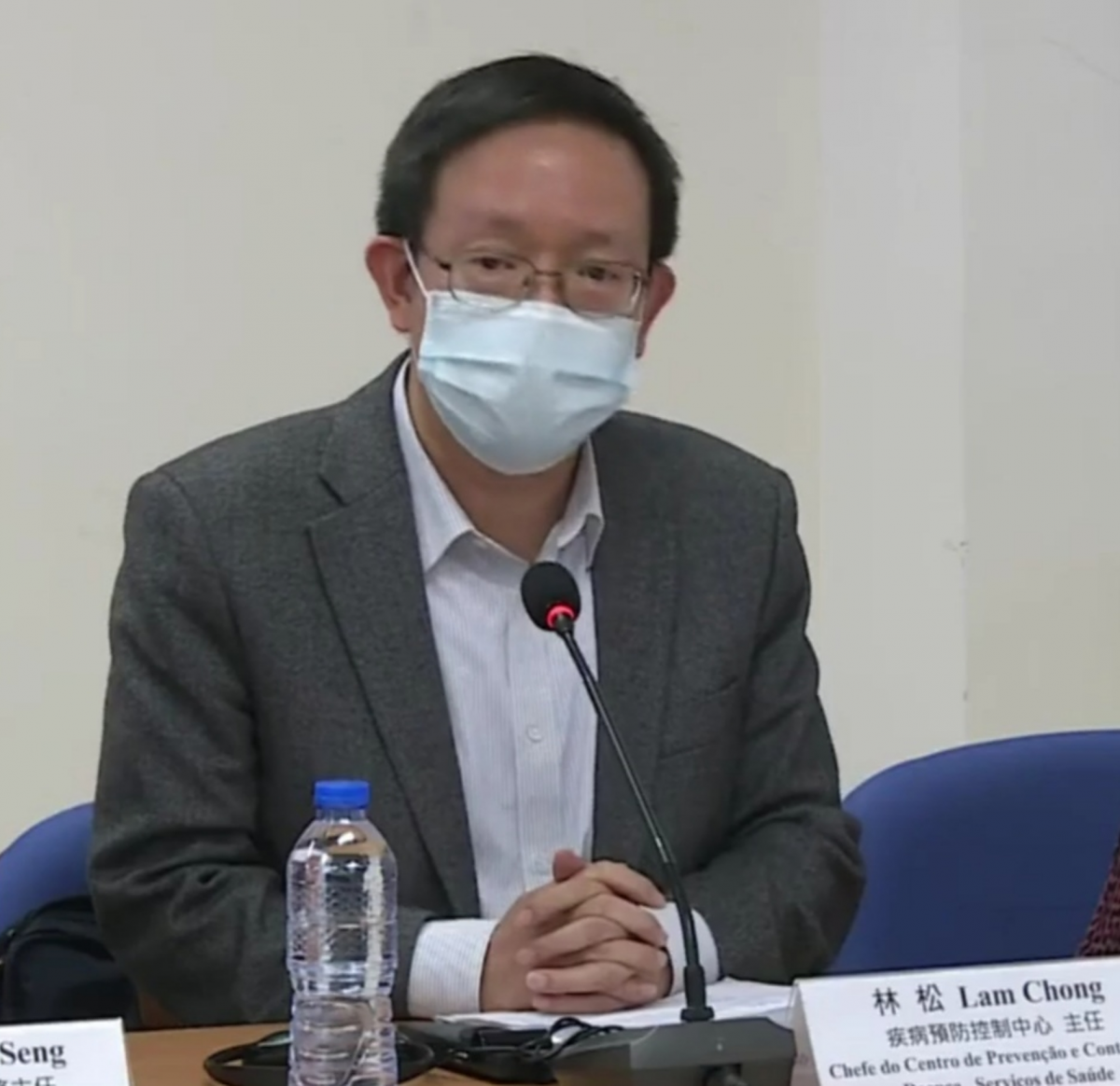 2 more patients diagnosed with COVID-19 visited Macau: SSM
