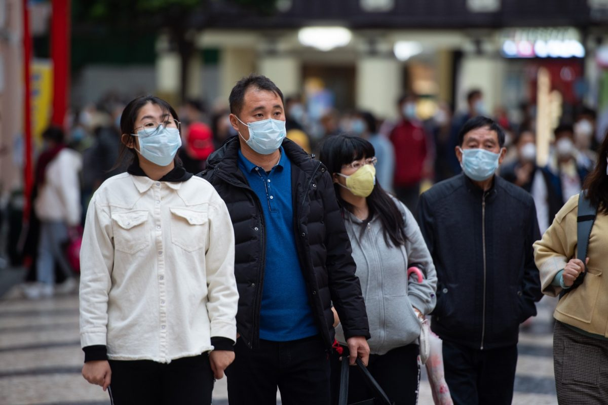 Govt sells one million facemasks in one day
