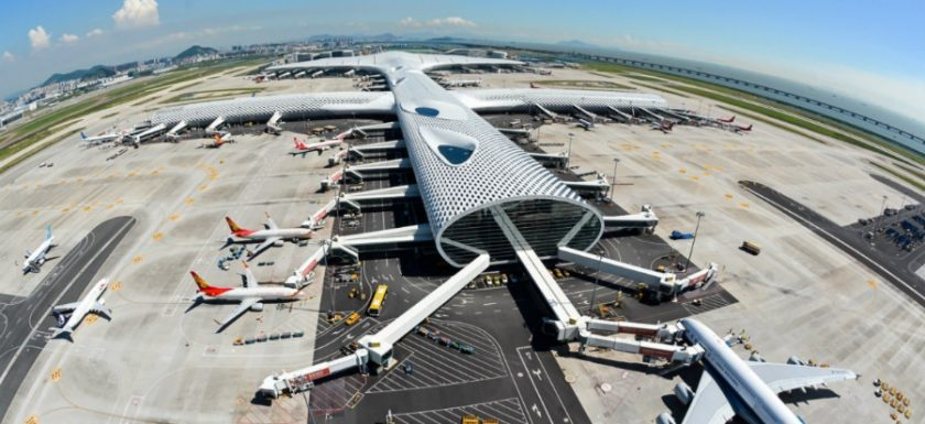 Sea links between Macau and Shenzhen airport in China suspended