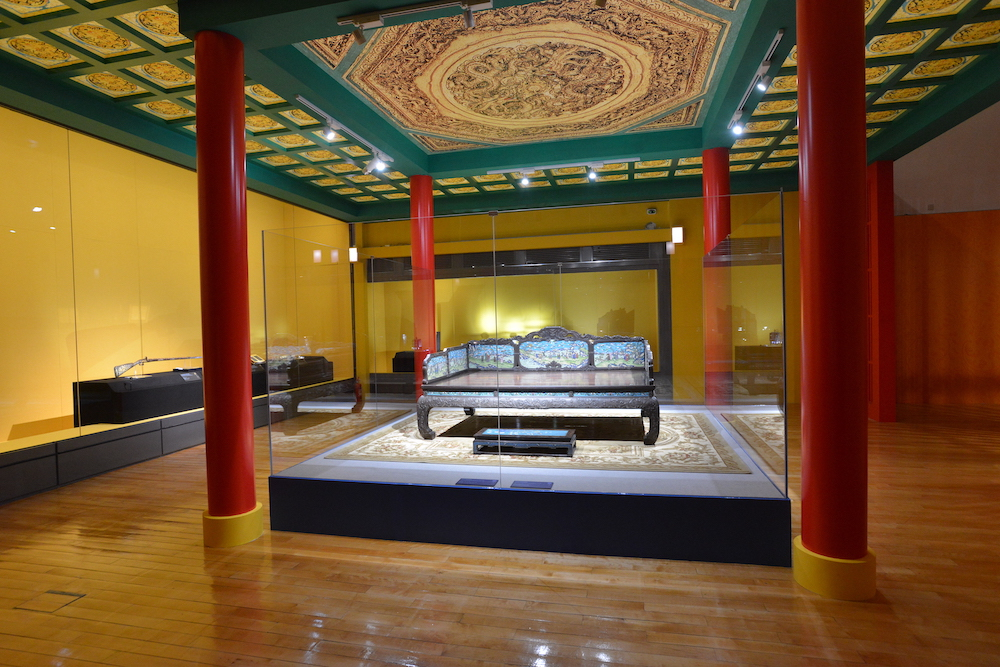 Exhibition showcases cultural artefacts from Palace Museum