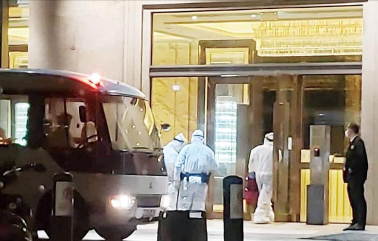 Macau confirms 11th COVID-19 case (Update)