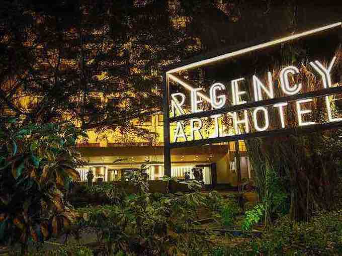 Regency Art Hotel in Taipa to be used for quarantine