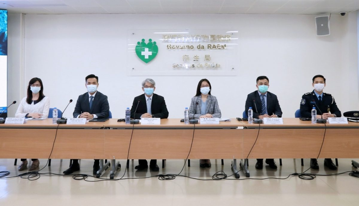 Peak of local students returning to Macau is over: health chief