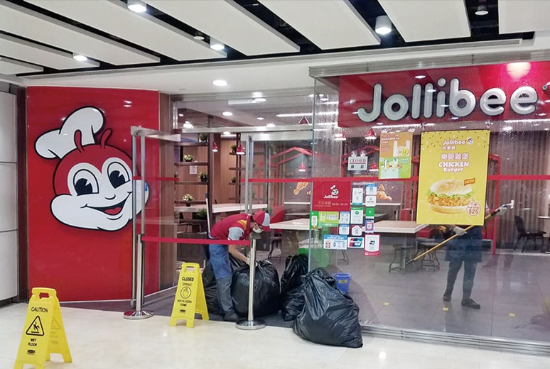 'Preliminarily' confirmed Filipina COVID-19 patient in HK lunched at local Jollibee