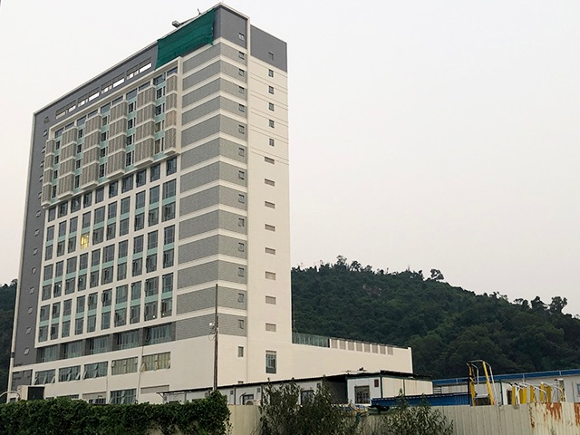 Nursing Institute in Cotai opens as medical observation isolation area for COVID-19 cases