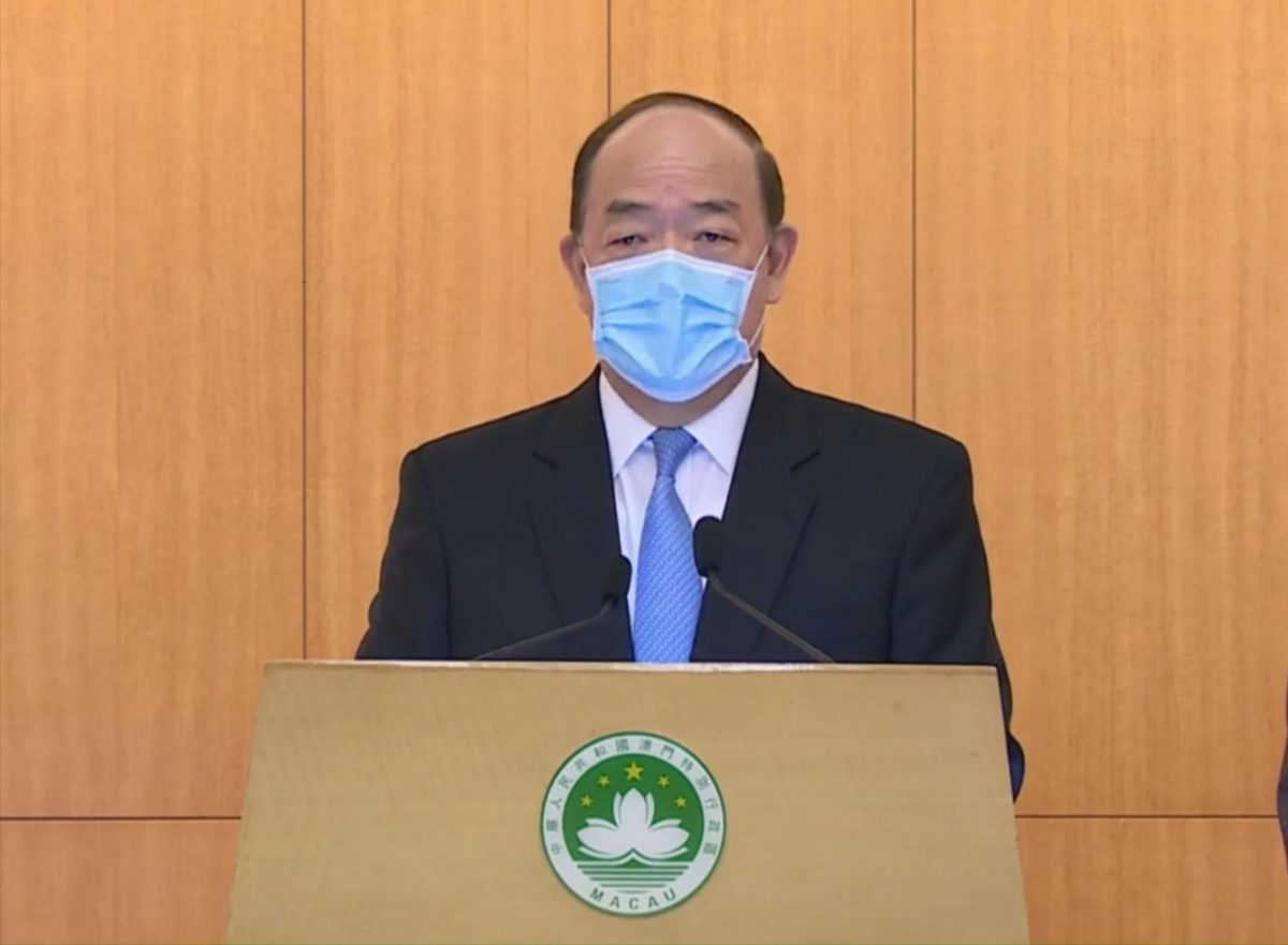 Macau orders medical checks on HK visitors