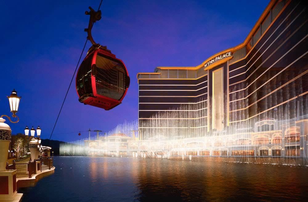 Wynn Macau reports US$154 million net loss in Q1