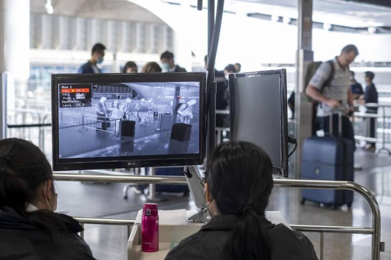 Hong Kong orders quarantine for arrivals from Europe, Korea