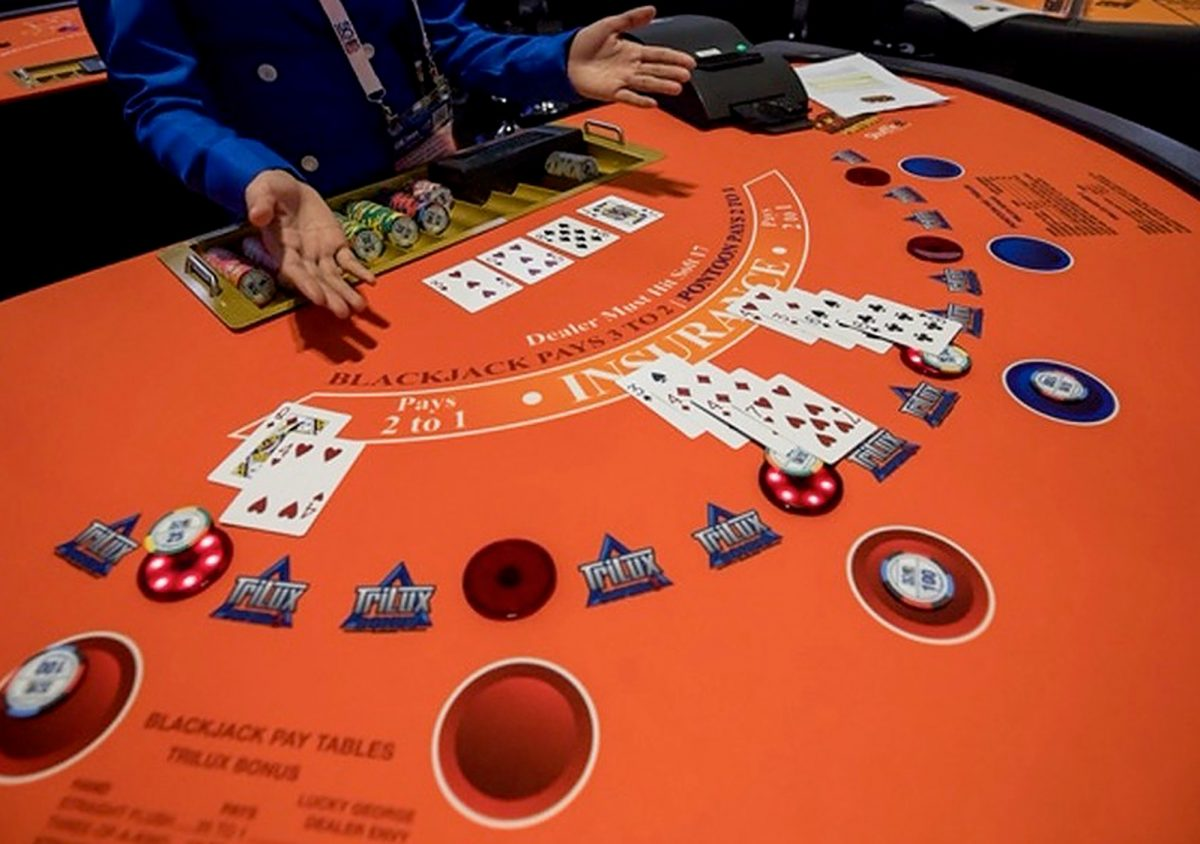 Nearly half of all casino tables back in operation