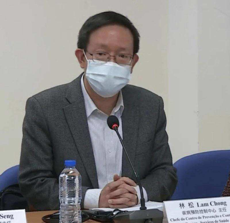 Macau government urges against travel, to HK in particular