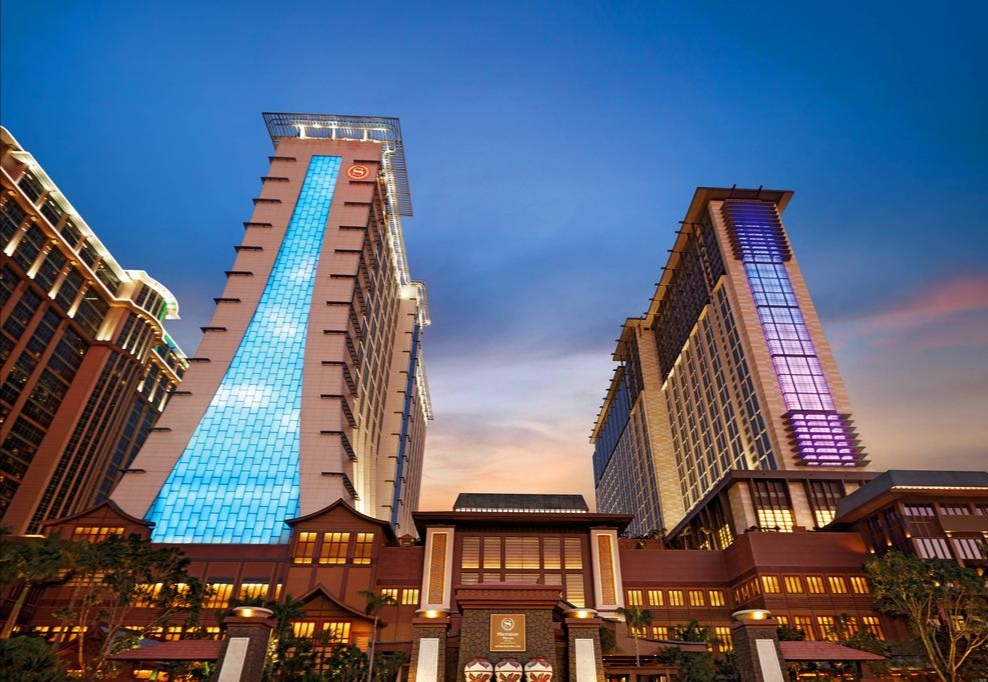 Sheraton Hotel no longer a quarantine hotel