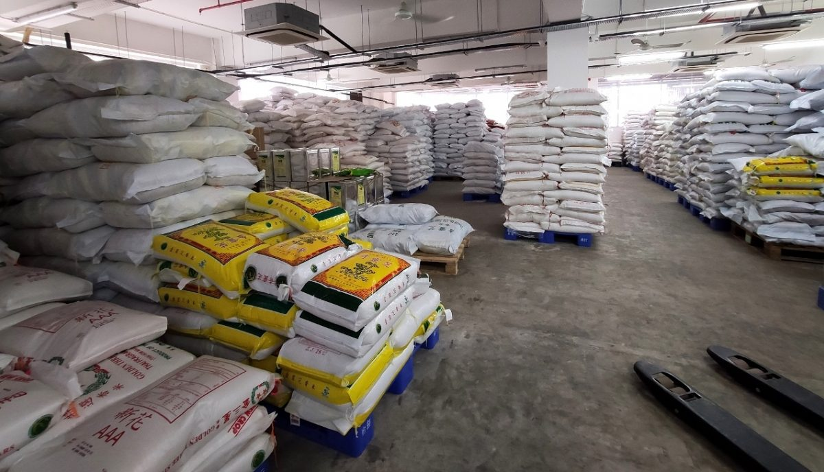 Government says enough rice in Macau