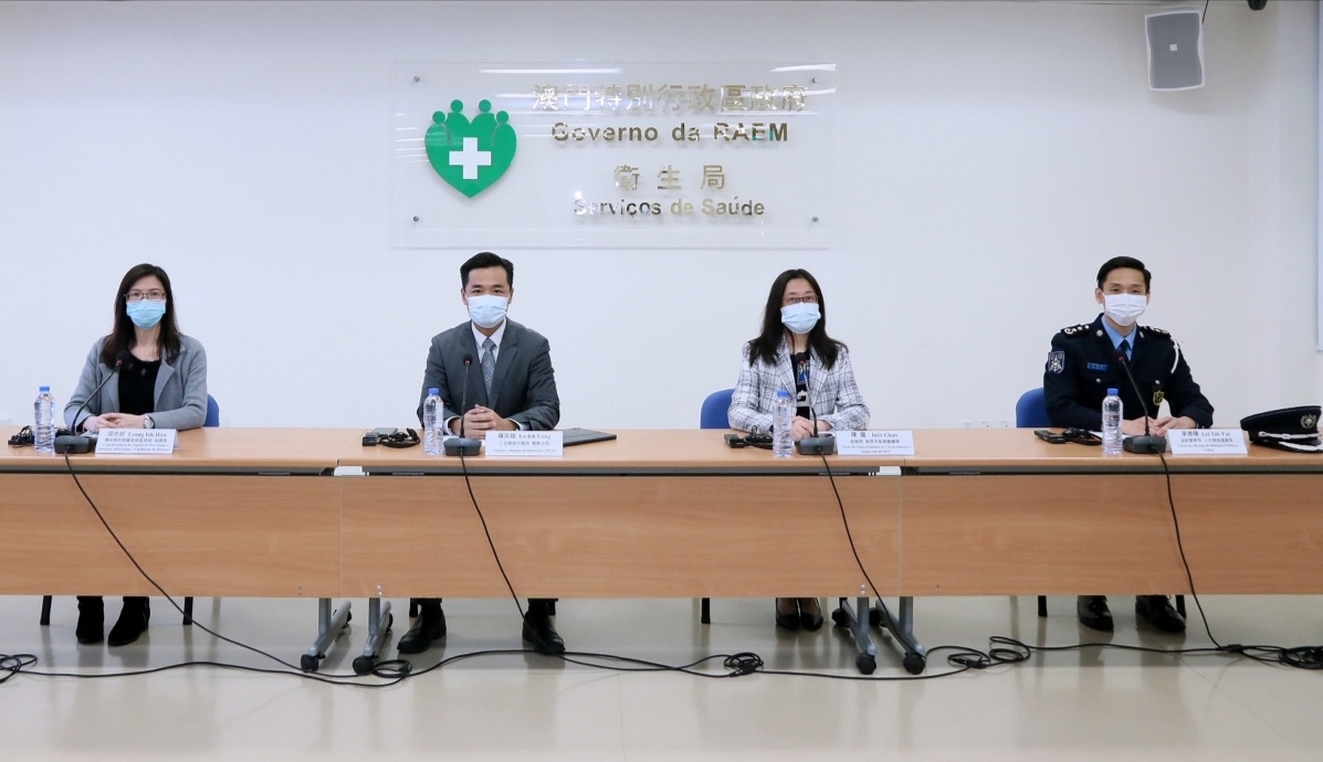 Government urges patients receiving treatment in HK to opt for Macau during COVID-19 crisis