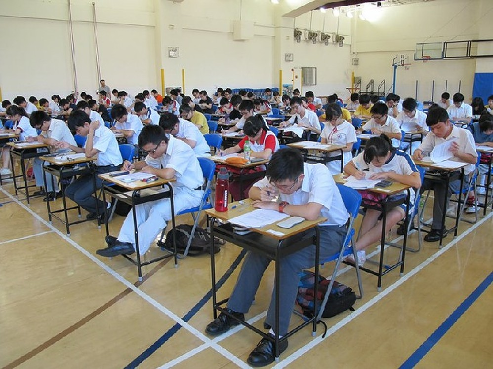 Secondary school staff to take nucleic acid testing for class resumption preparation