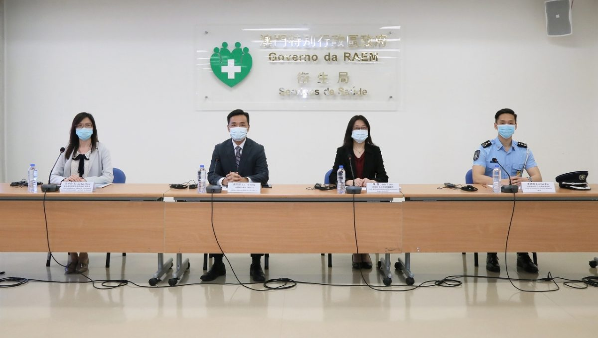 Government prepares local version of mainland's health code system