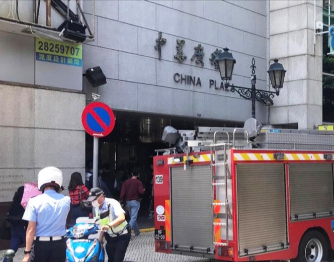 CEM probes cause of China Plaza power cut
