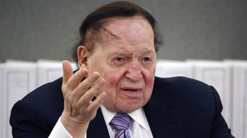 LVS boss Adelson bewails 'unprecedented' COVID-19 impact