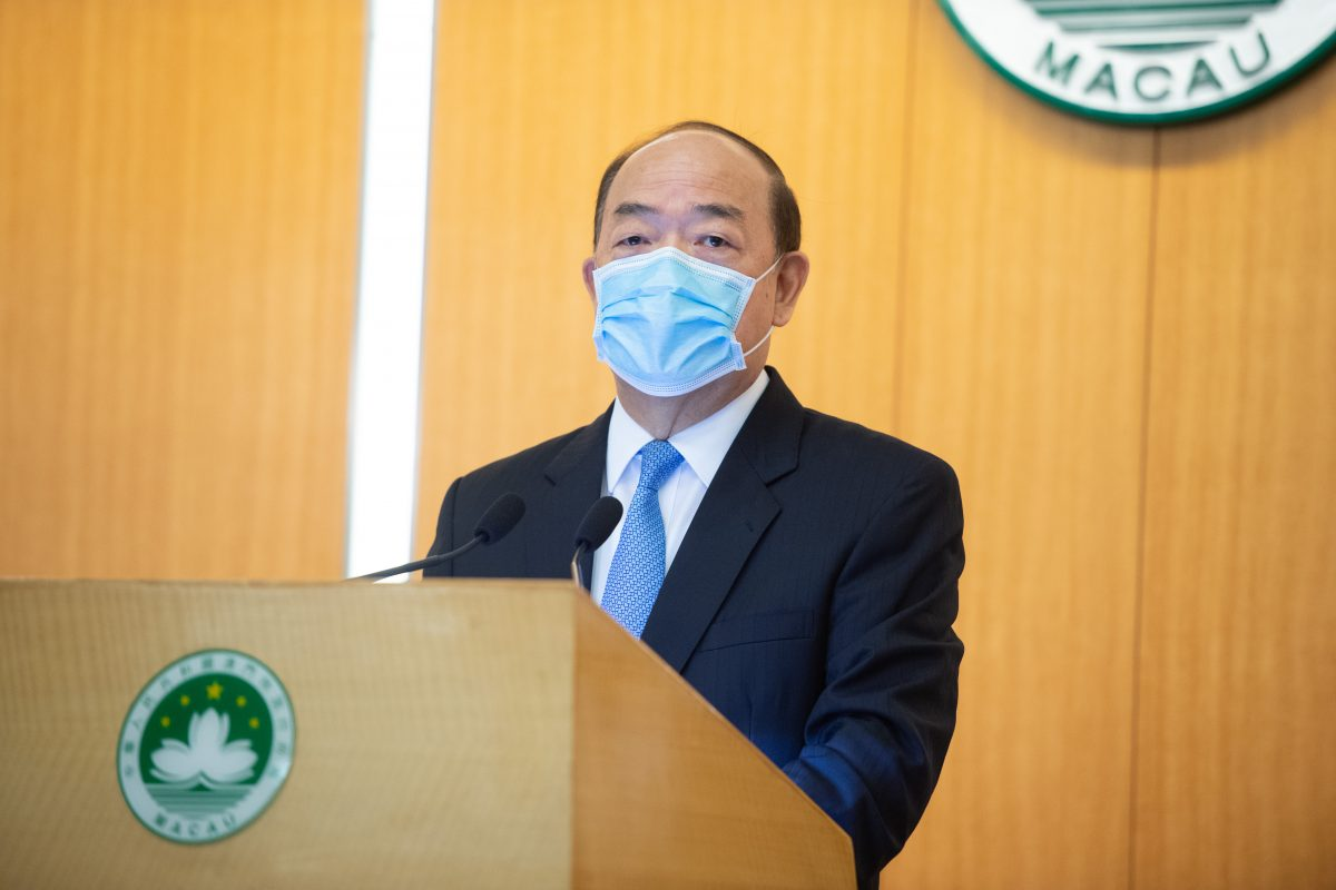 Ho stresses biosecurity in National Security Education Day speech