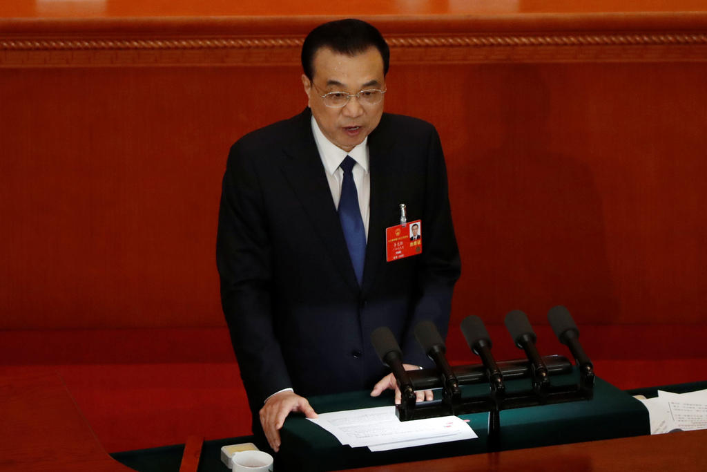 Li pledges to uphold 'One Country, Two Systems' (Update)