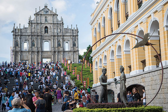 Macau halts consideration for tourist tax imposition