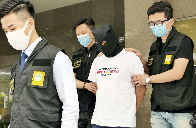 Man nabbed for offering to sell consumption subsidy card
