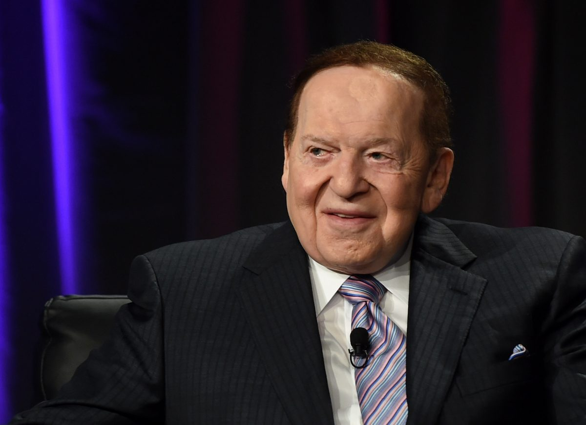 Adelson 'gives up' on Japan casino project