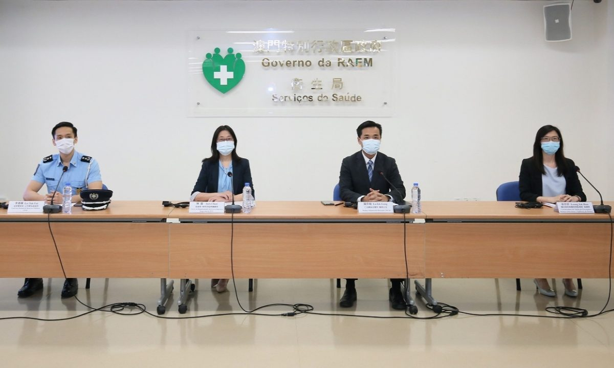 Nucleic acid testing extended to more mainlanders