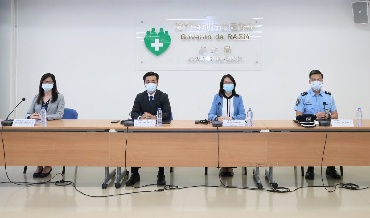 New measure on nucleic acid test certificate needed to protect Macau & Zhuhai