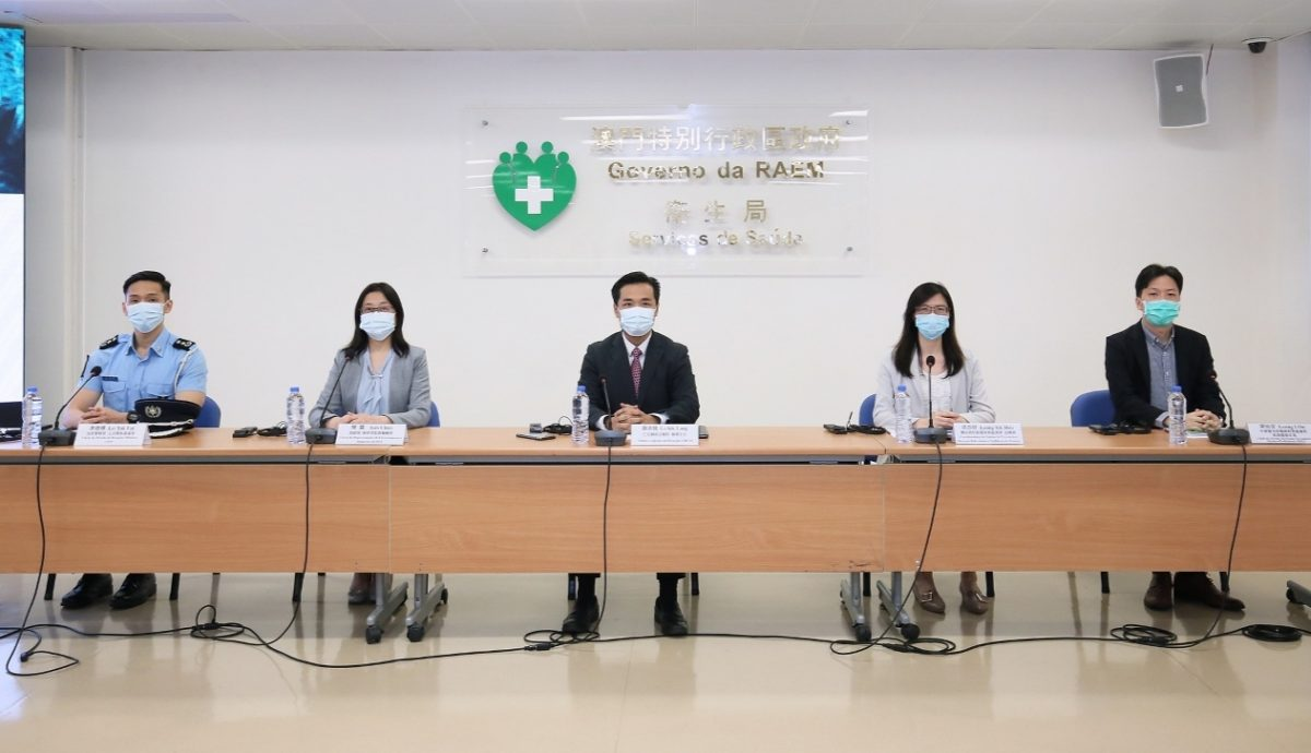 Macau urges arrivals from mainland to get tested for COVID-19 before arriving here