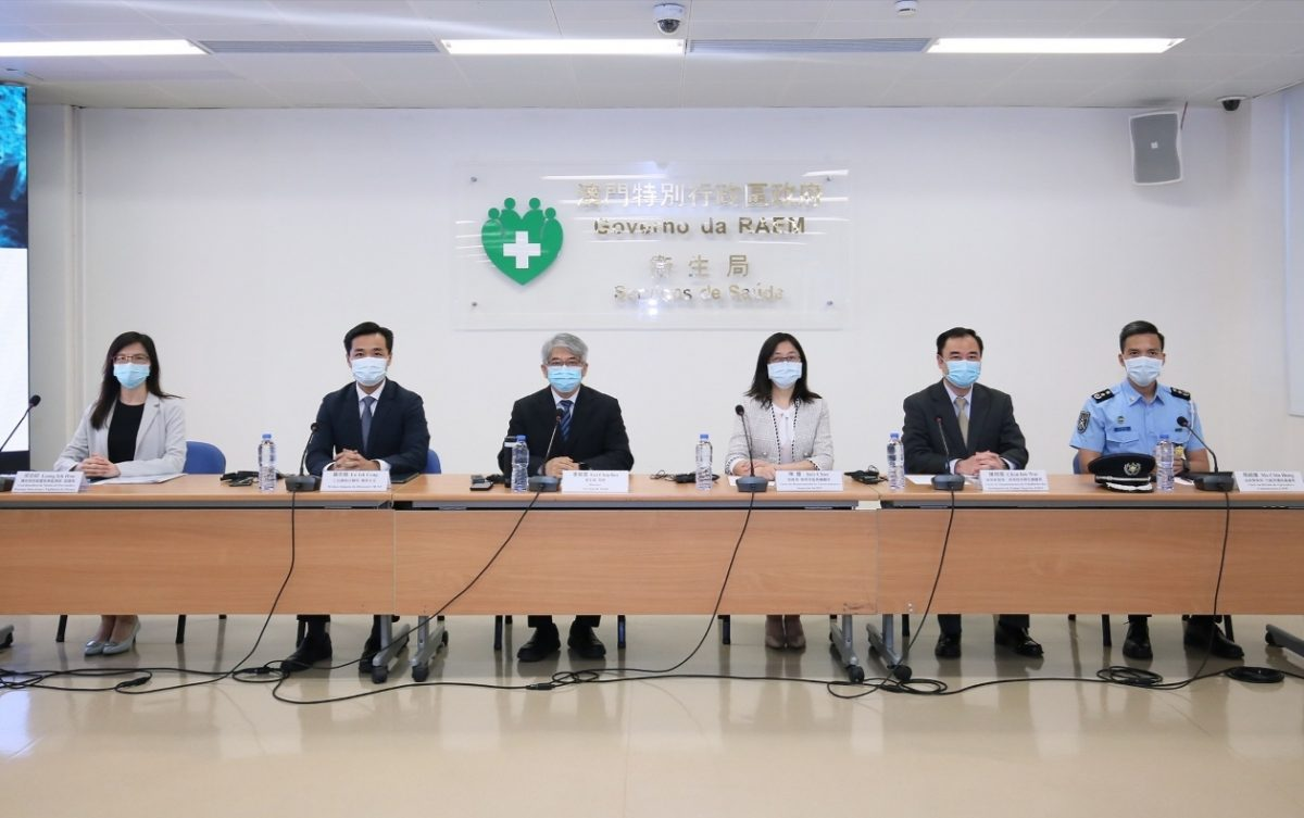 Last of Macau's 45 COVID-19 patients discharged (Update)