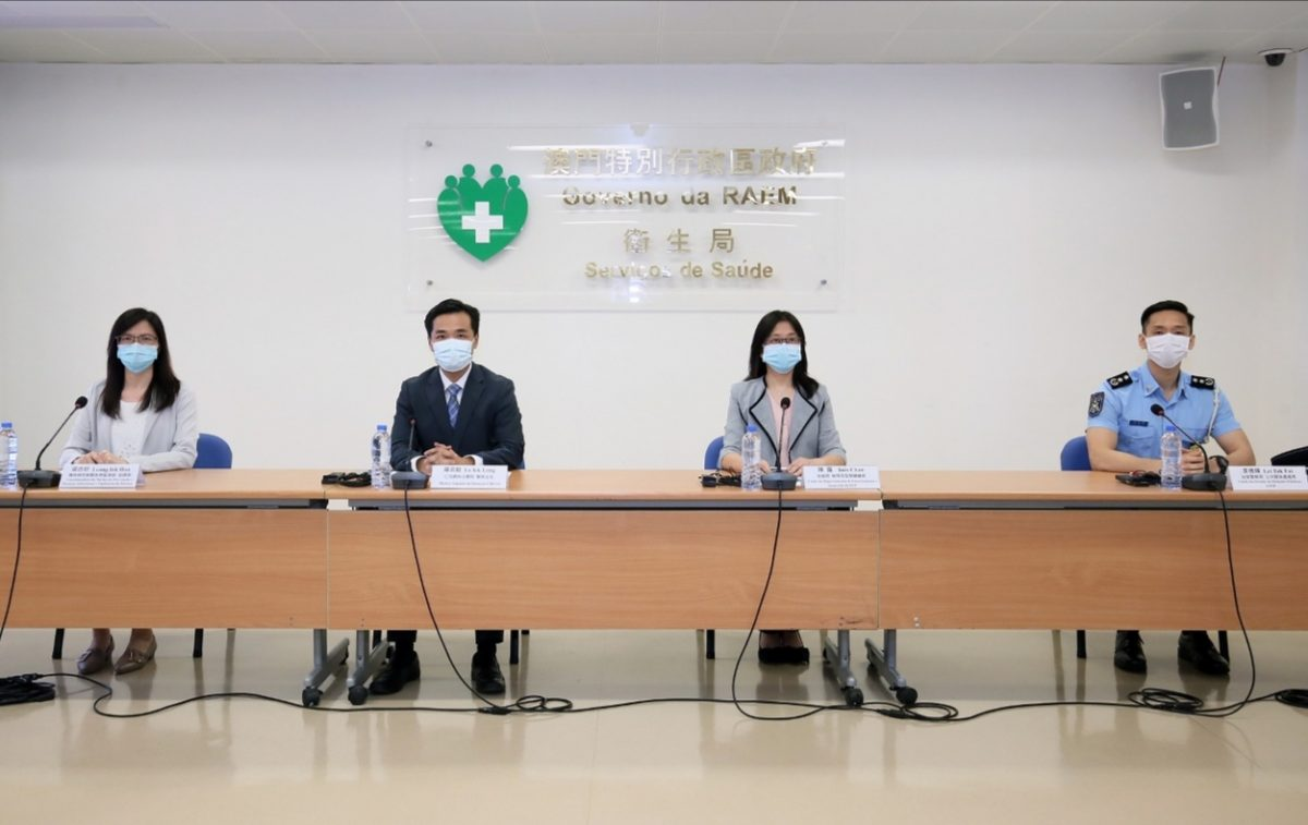 Facemask sales to continue for 'period of time'
