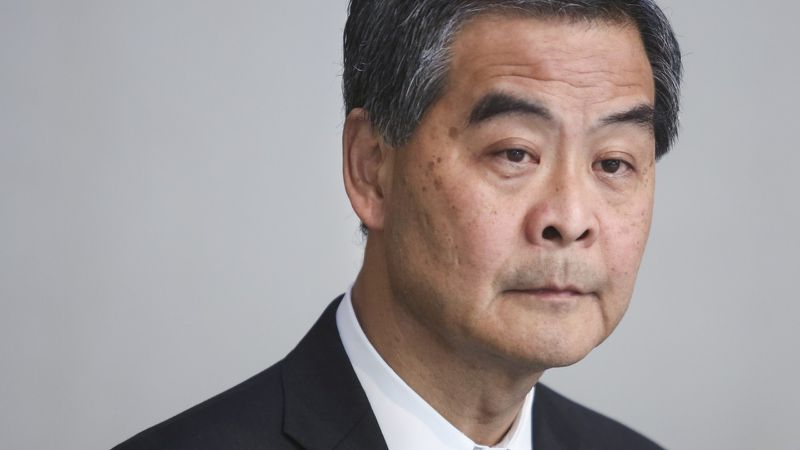 Ex-HK CE CY Leung calls for mass exit from HSBC accounts
