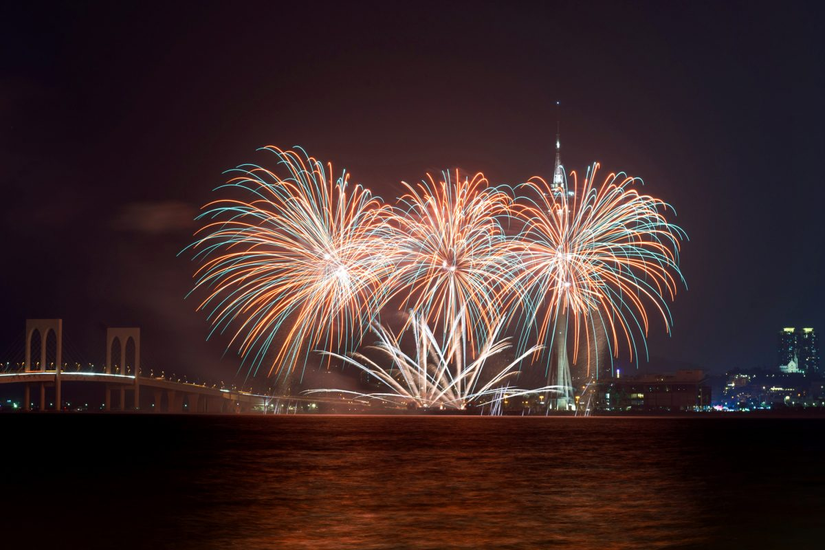 MGTO cancels Macao International Fireworks Display Contest this year due to pandemic