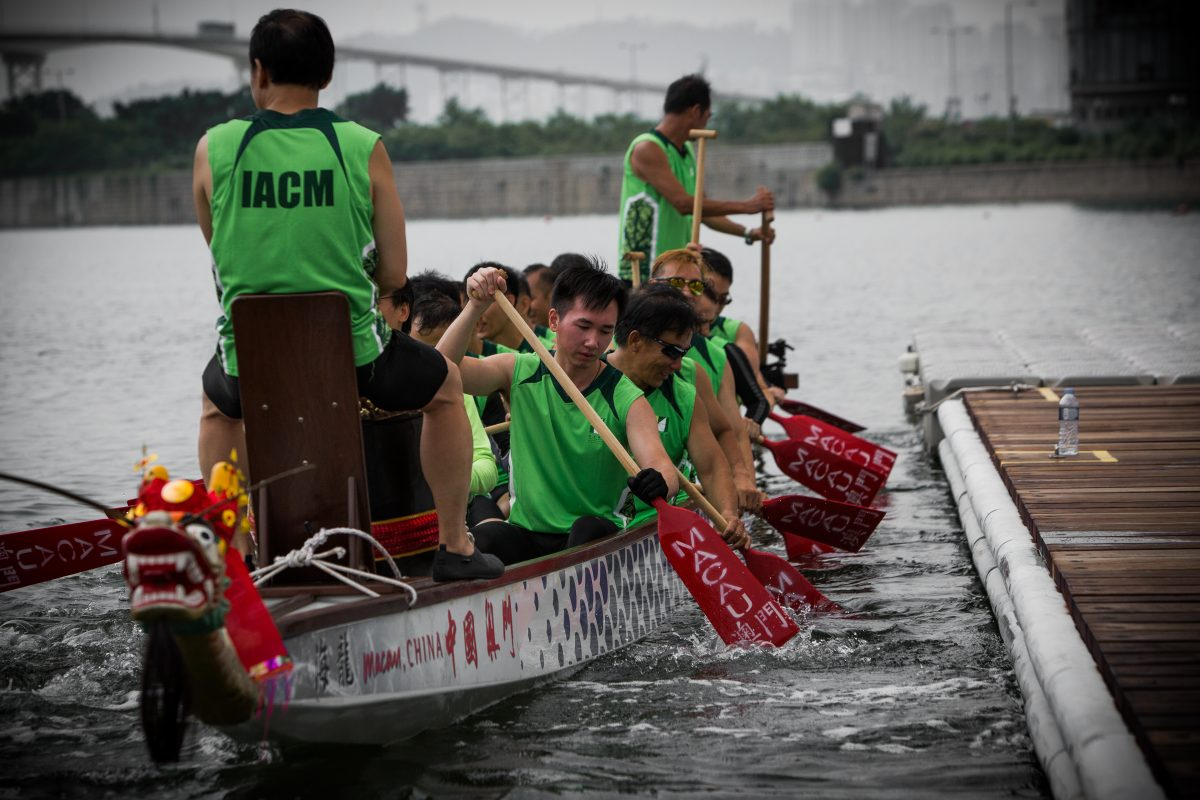 Dragon boat races going ahead in June, but without foreign teams